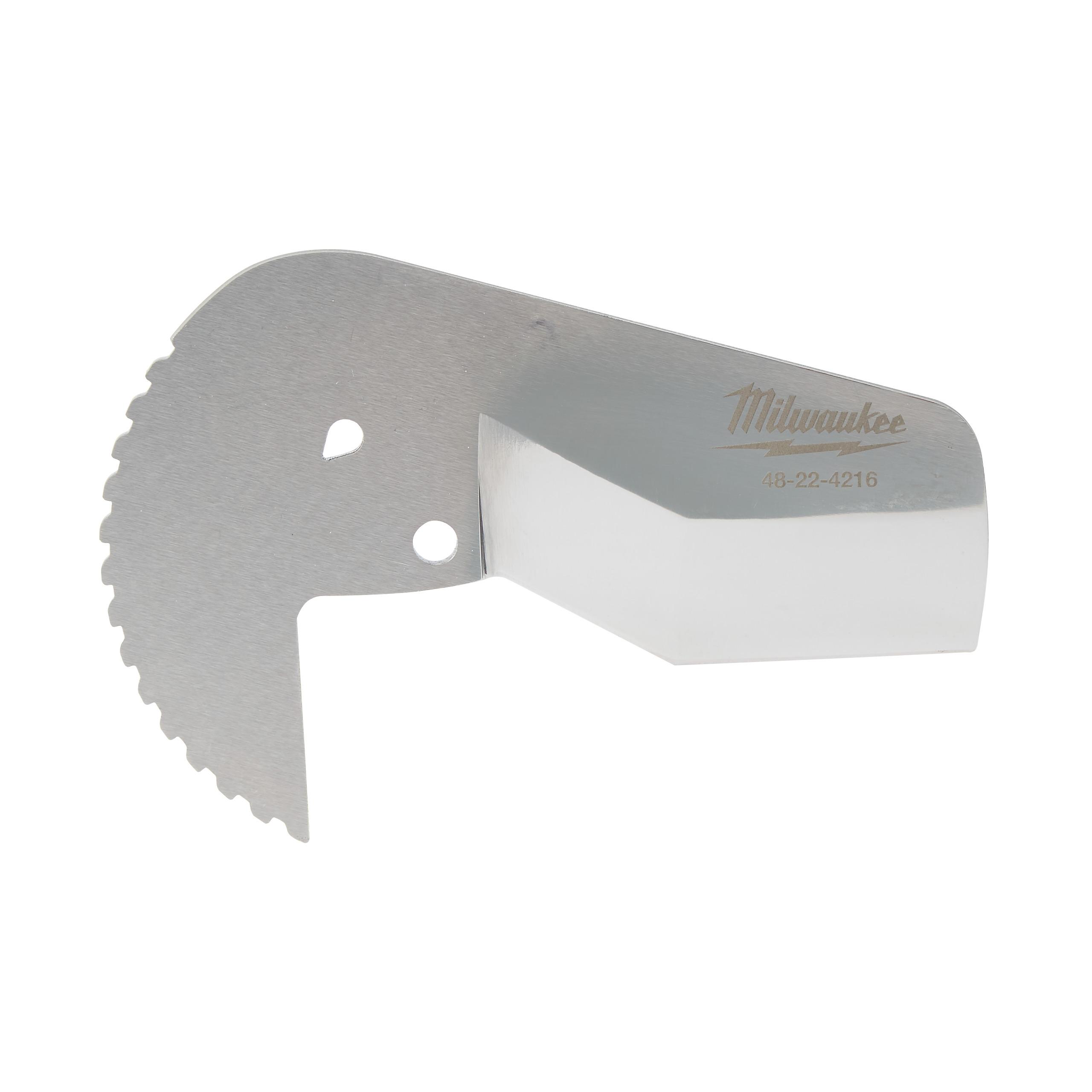 Vyměnitelné nože pro ráčnové nůžky na PVC 60 mm