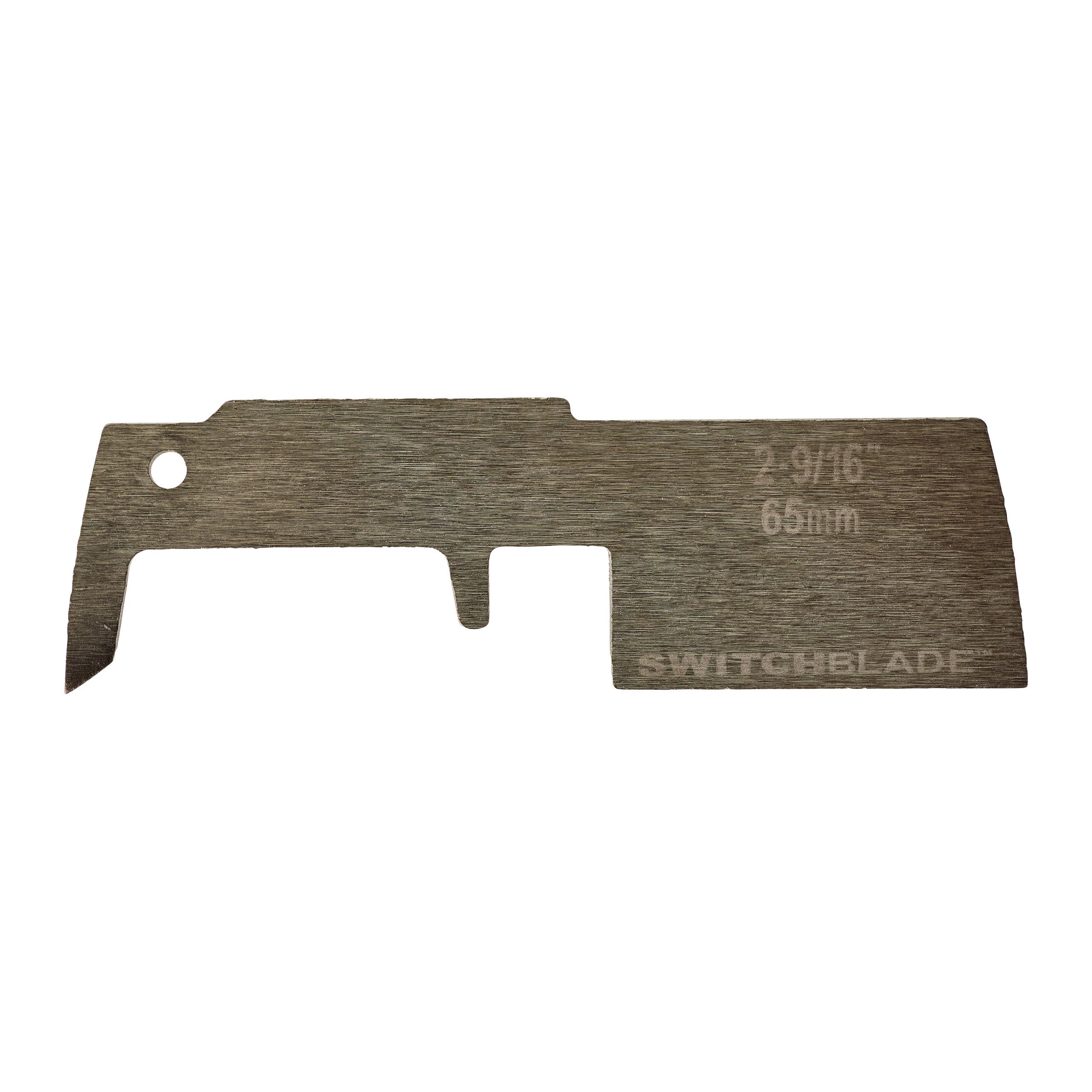 Náhradní plátky pro SWITCHBLADE Ø 65 mm