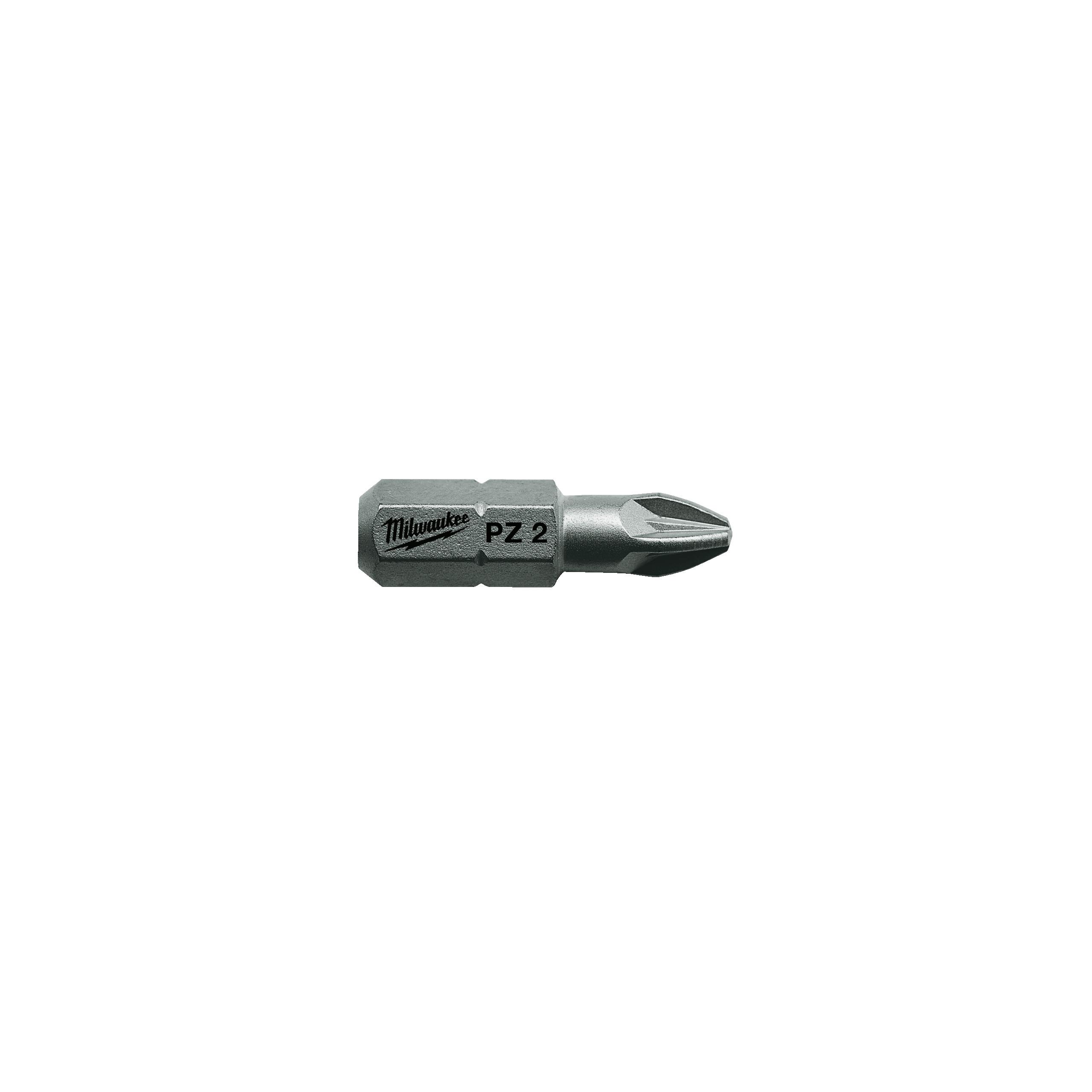 Šroubovací bity PZ2,25mm (25ks)