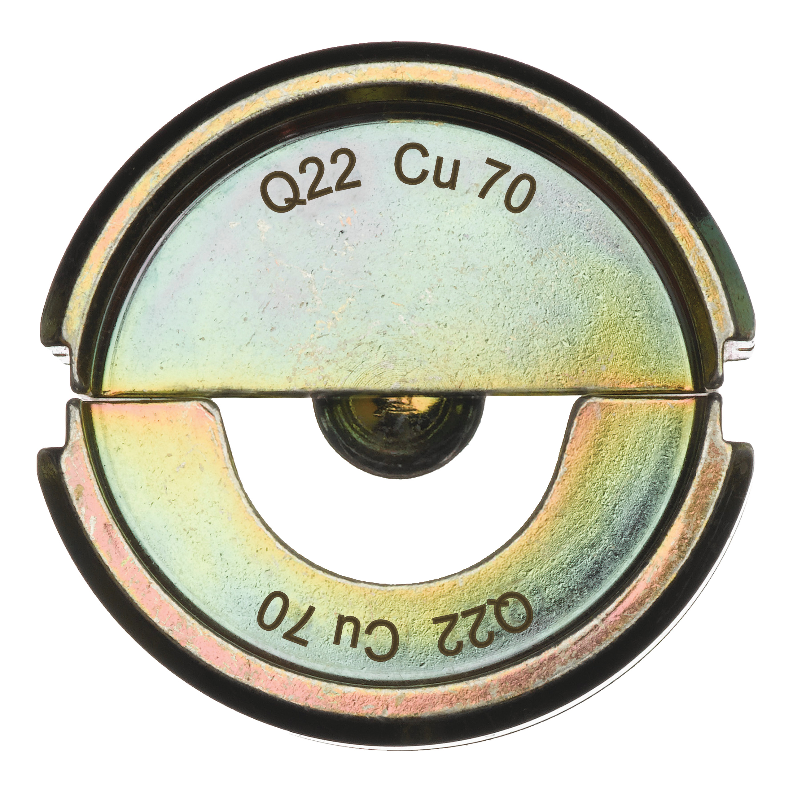 Krimpovací čelisti  Q22 CU 70