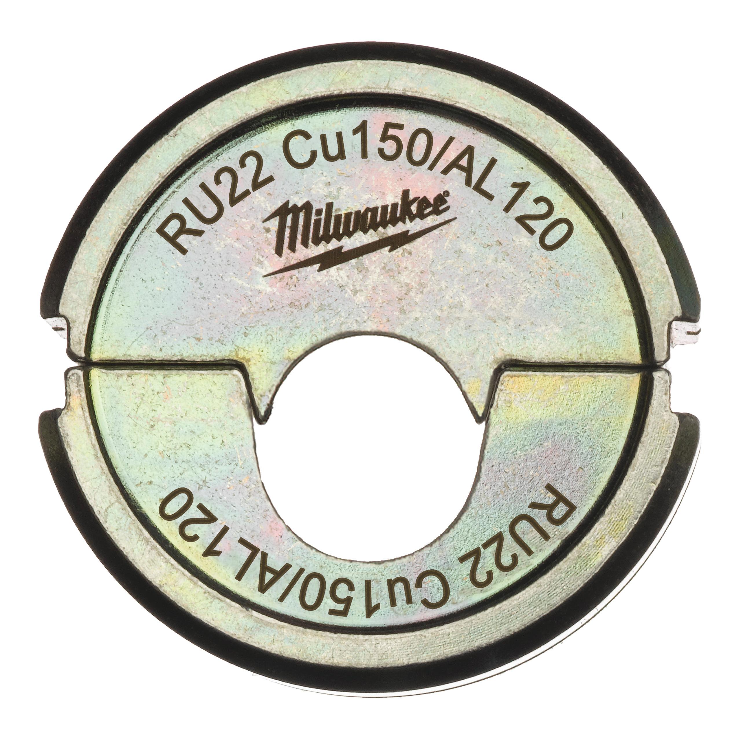 Krimpovací čelisti  RU22 Cu150/AL120