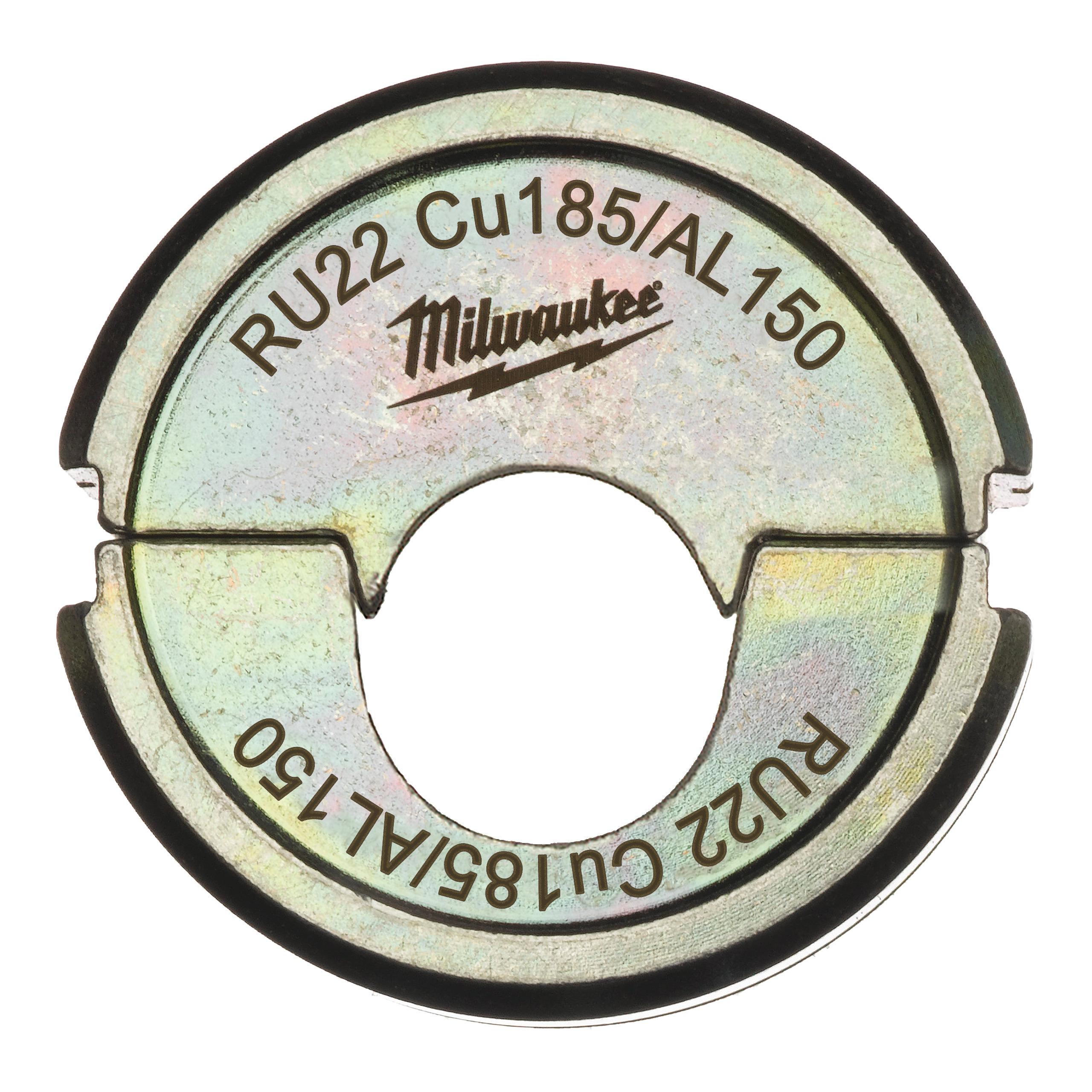 Krimpovací čelisti  RU22 Cu185/AL150