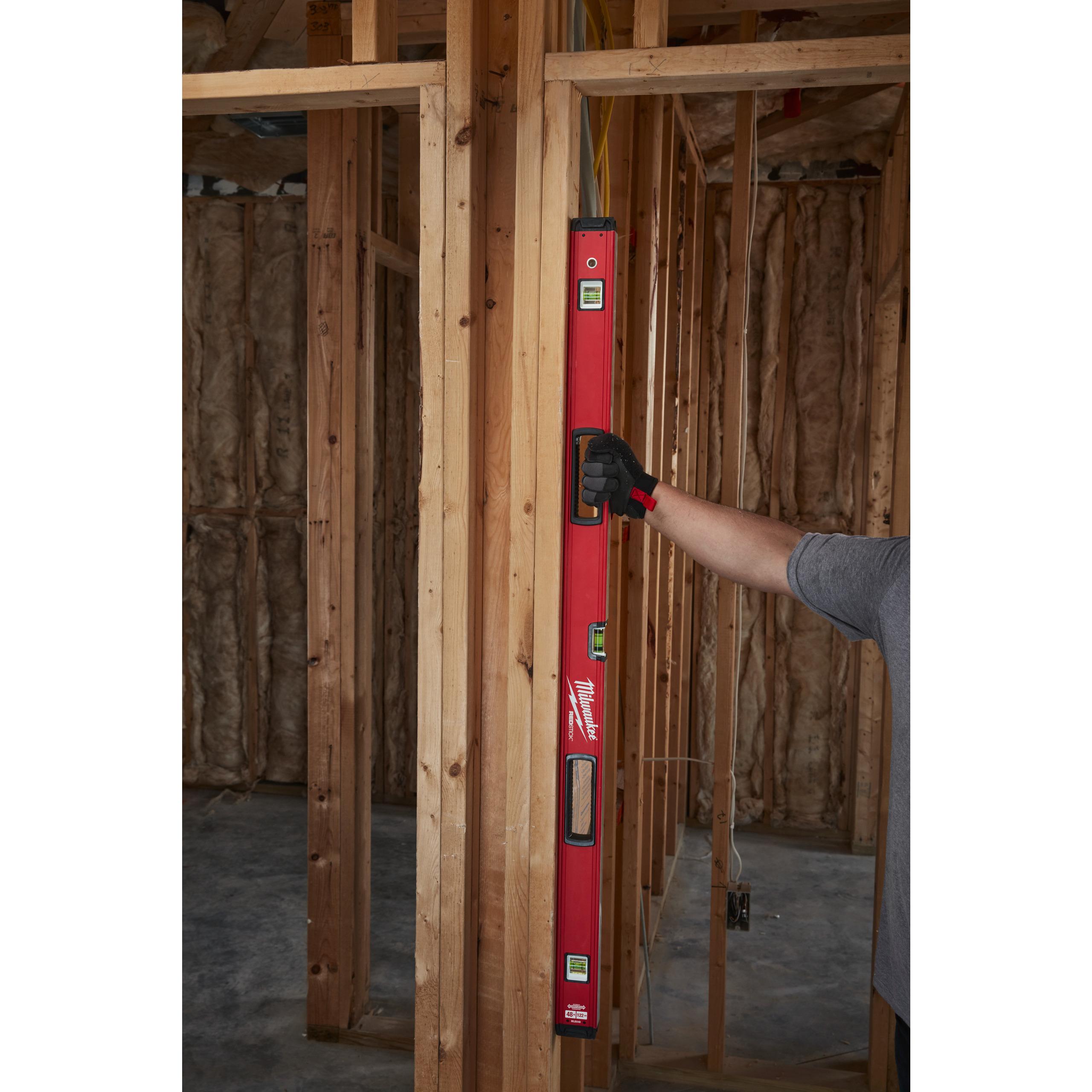 REDSTICK Backbone vodováha 120 cm