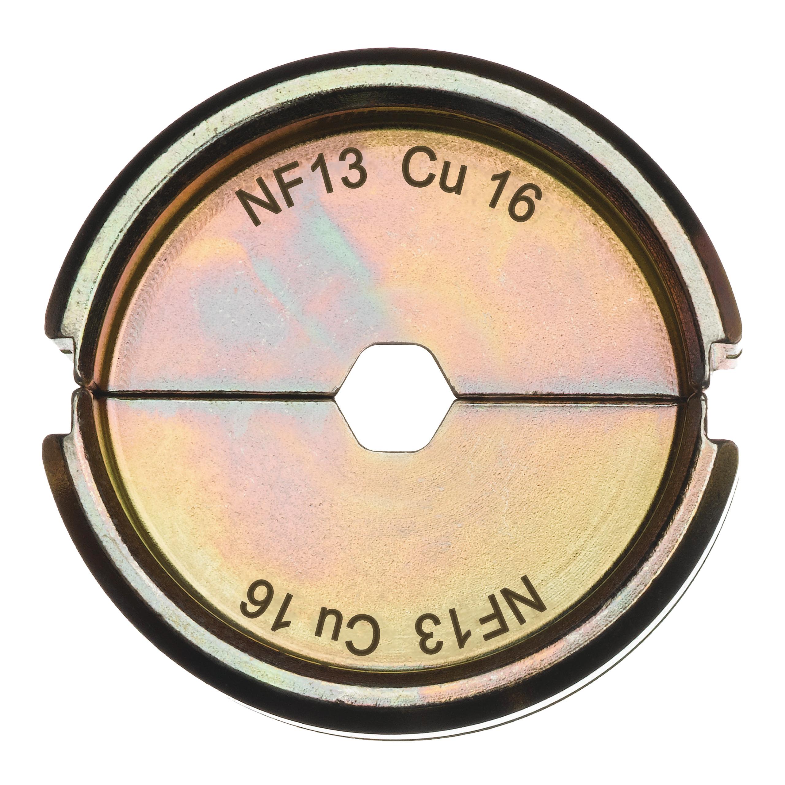 NF13 CU 16-1PC Pojistný kroužek