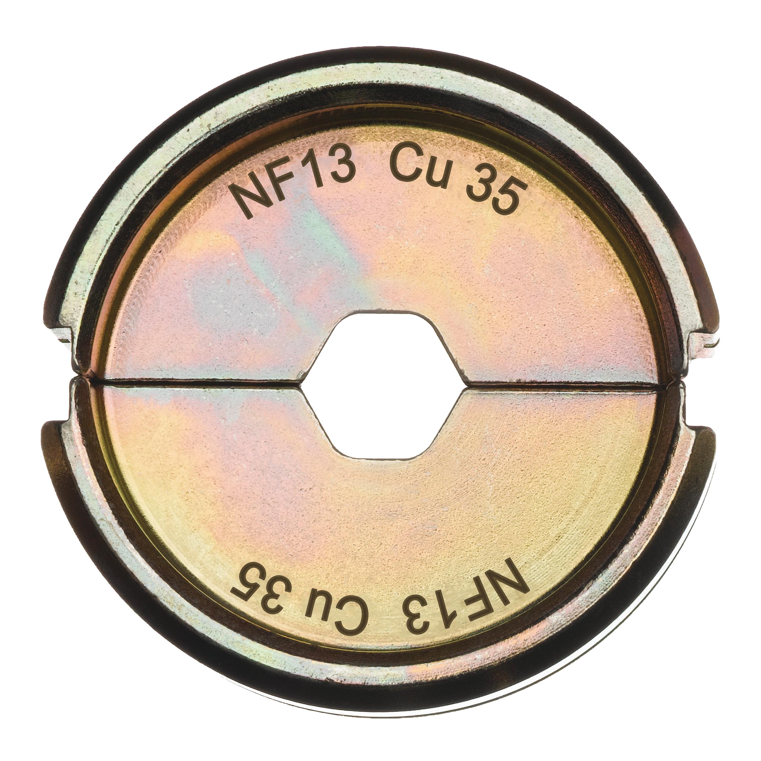 NF13 CU 35-1PC Pojistný kroužek