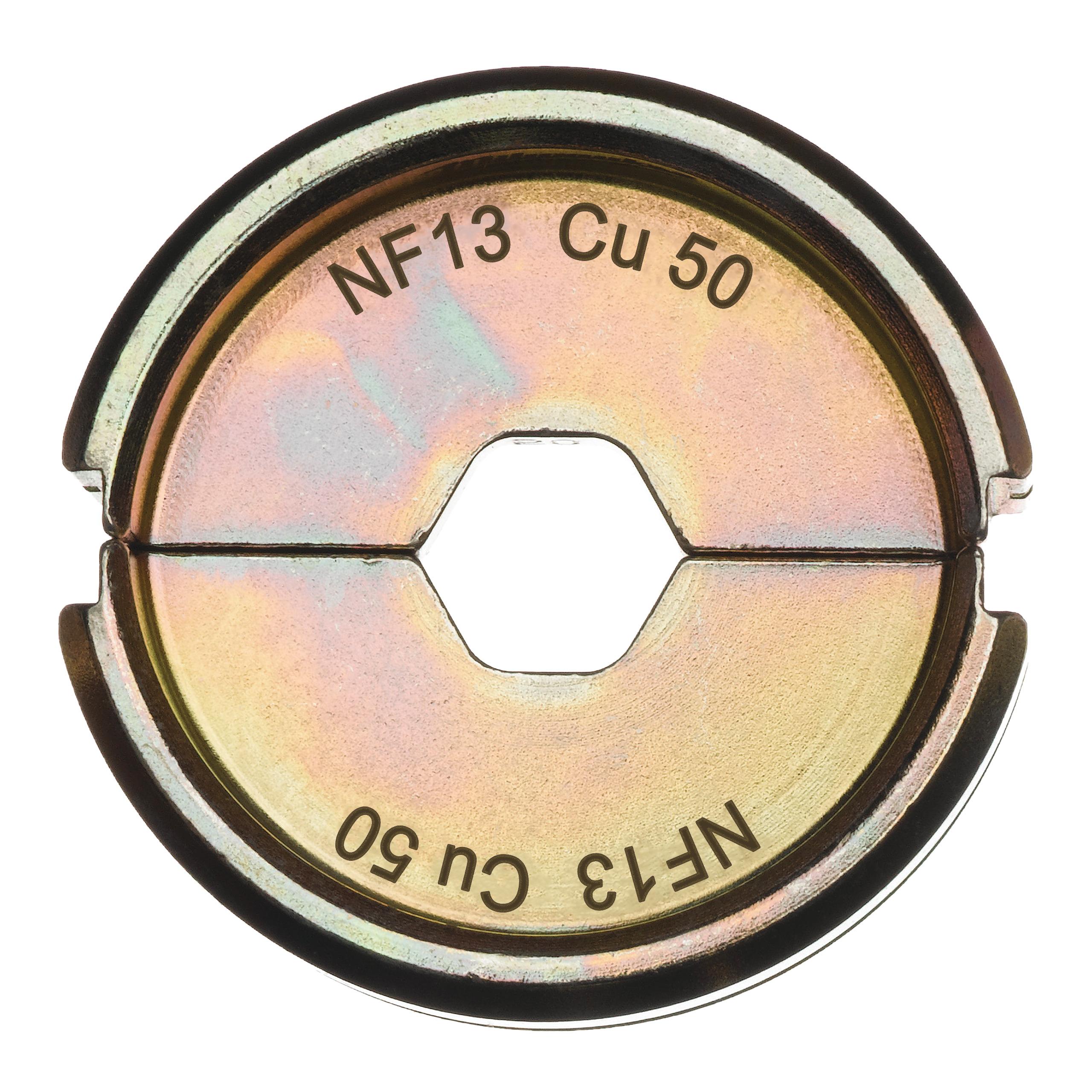 NF13 CU 50-1PC Pojistný kroužek