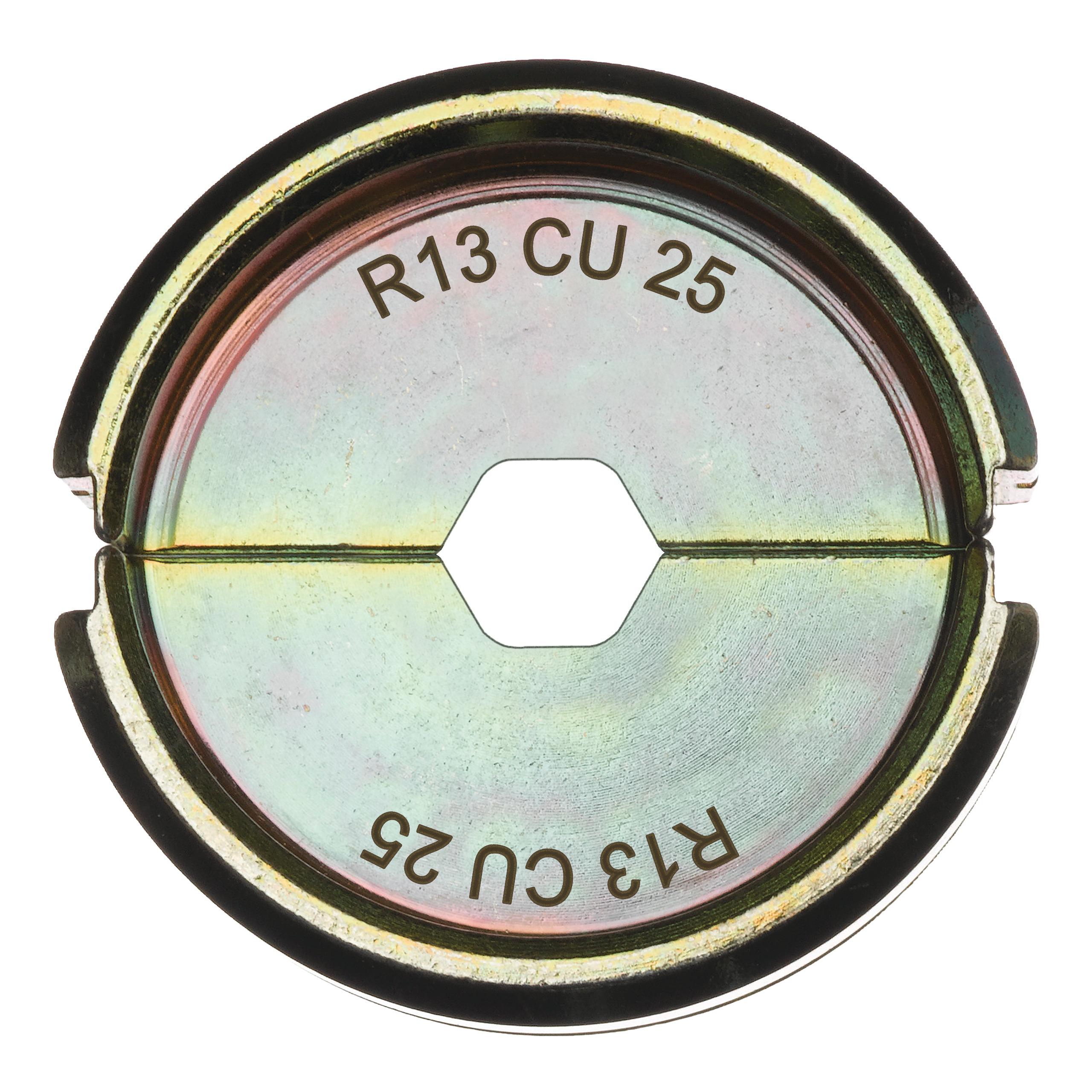 R13 CU 25-1PC Pojistný kroužek
