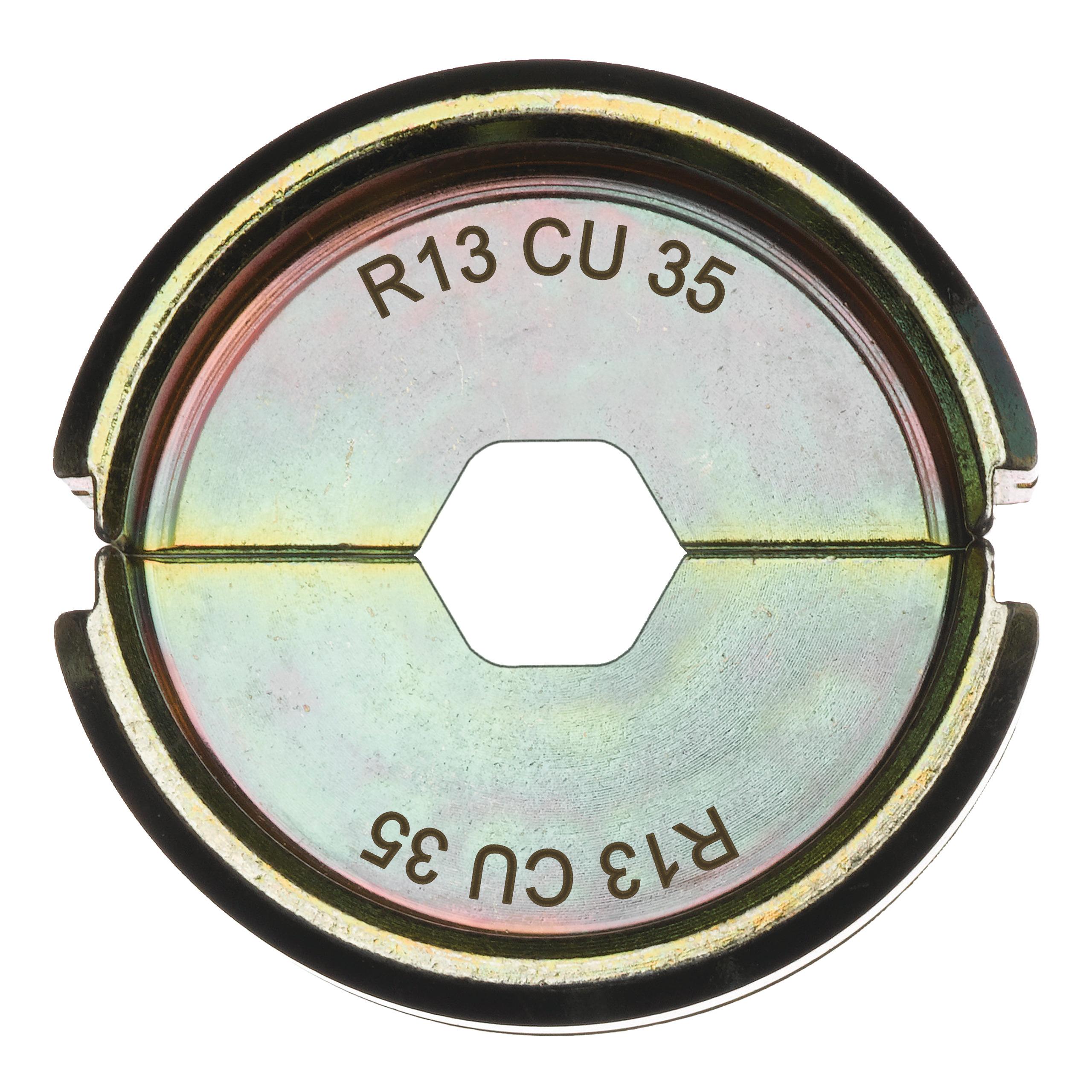 R13 CU 35-1PC Pojistný kroužek