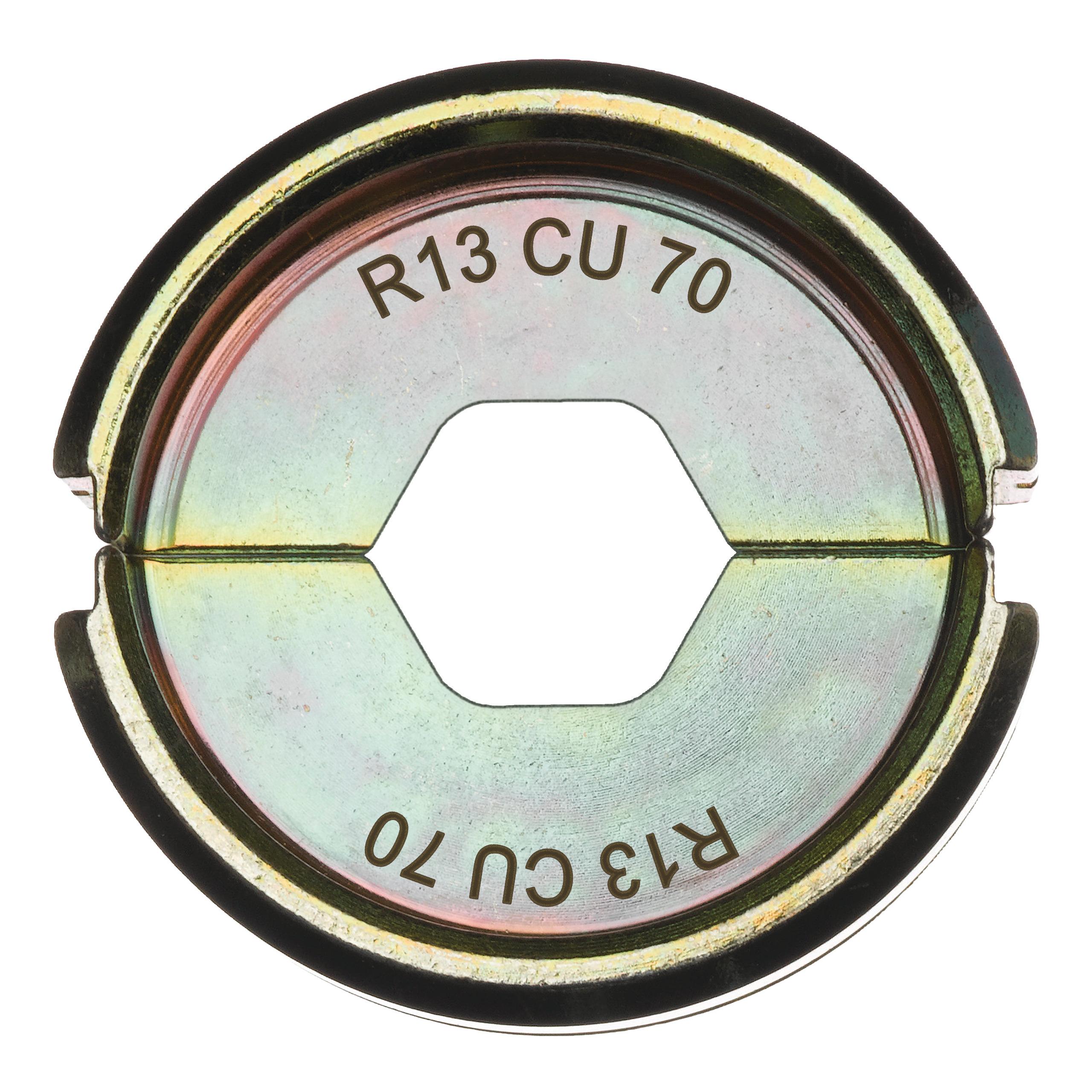 R13 CU 70-1PC Pojistný kroužek
