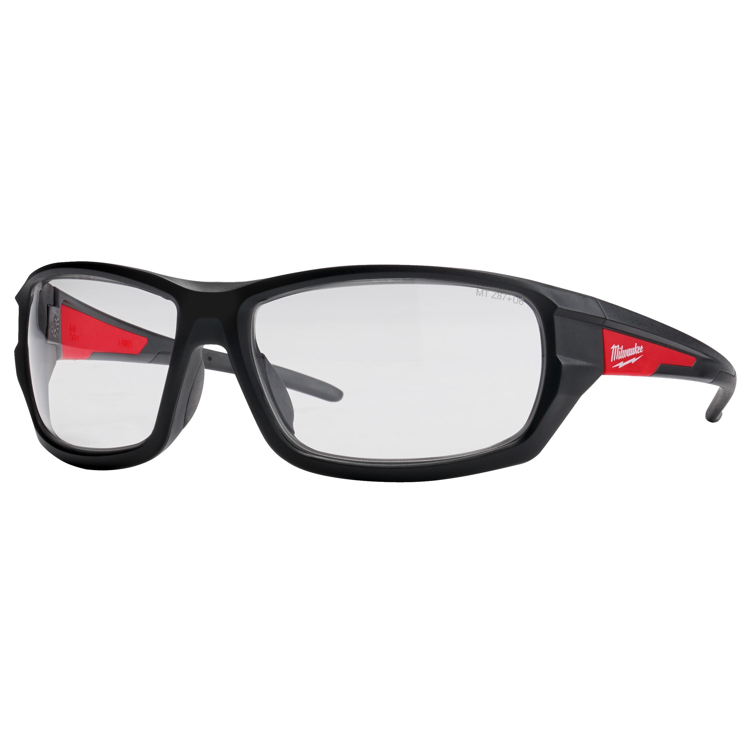 Výkonnostní ochranné brýle čiré - 1ks