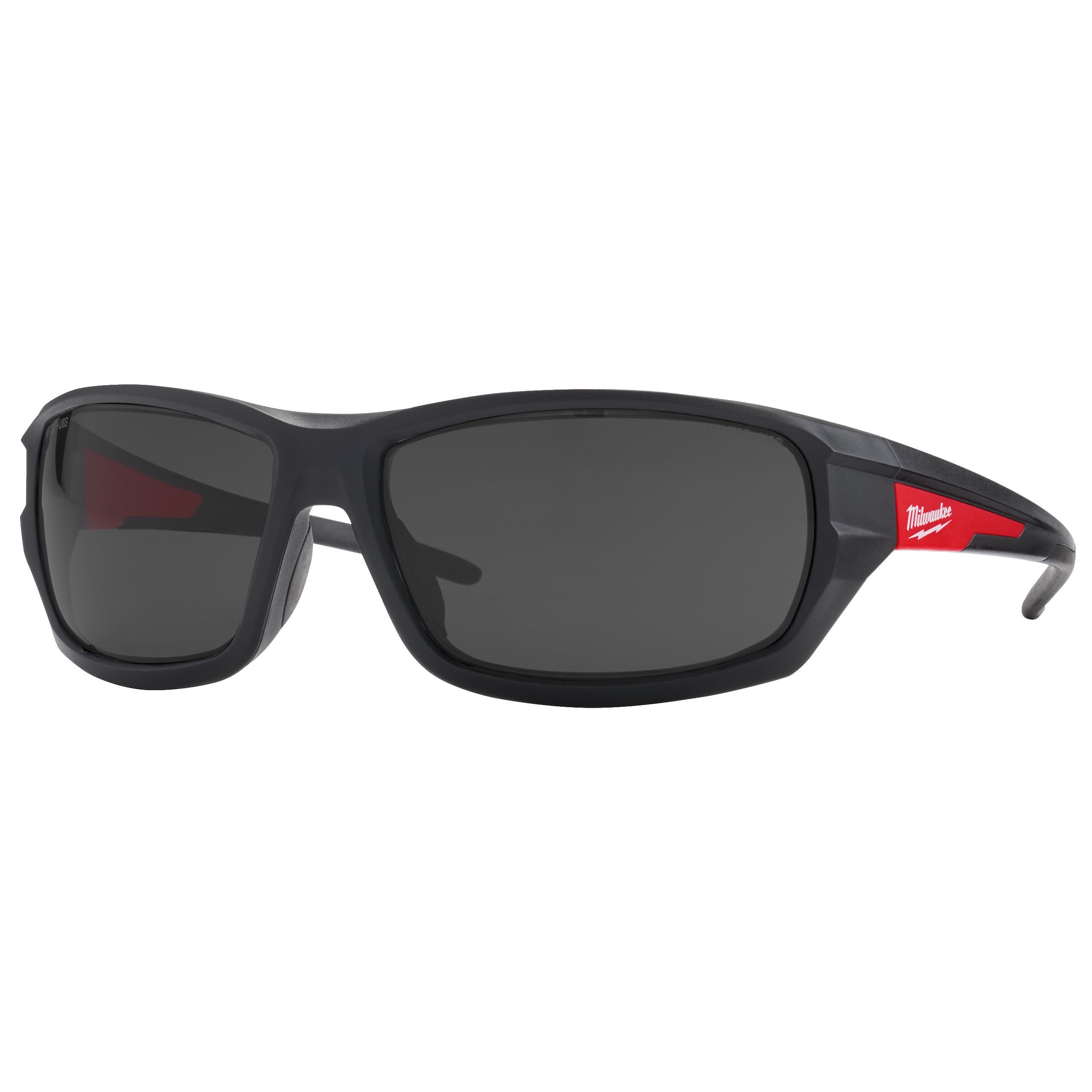 Výkonnostní ochranné brýle zatmavené - 1ks
