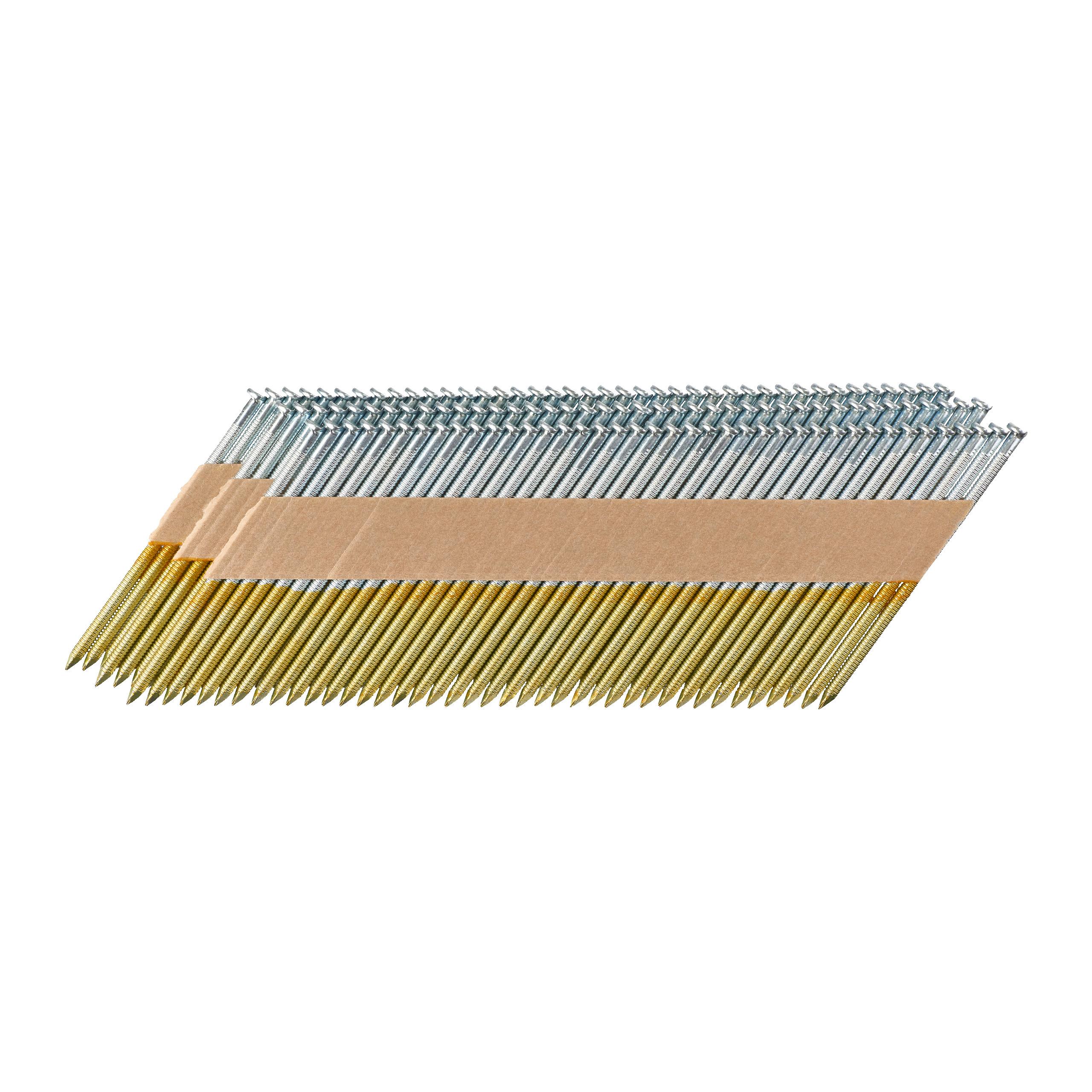 Hřebíky 7,4x3,1/80mm RS galvanizované-3000 ks