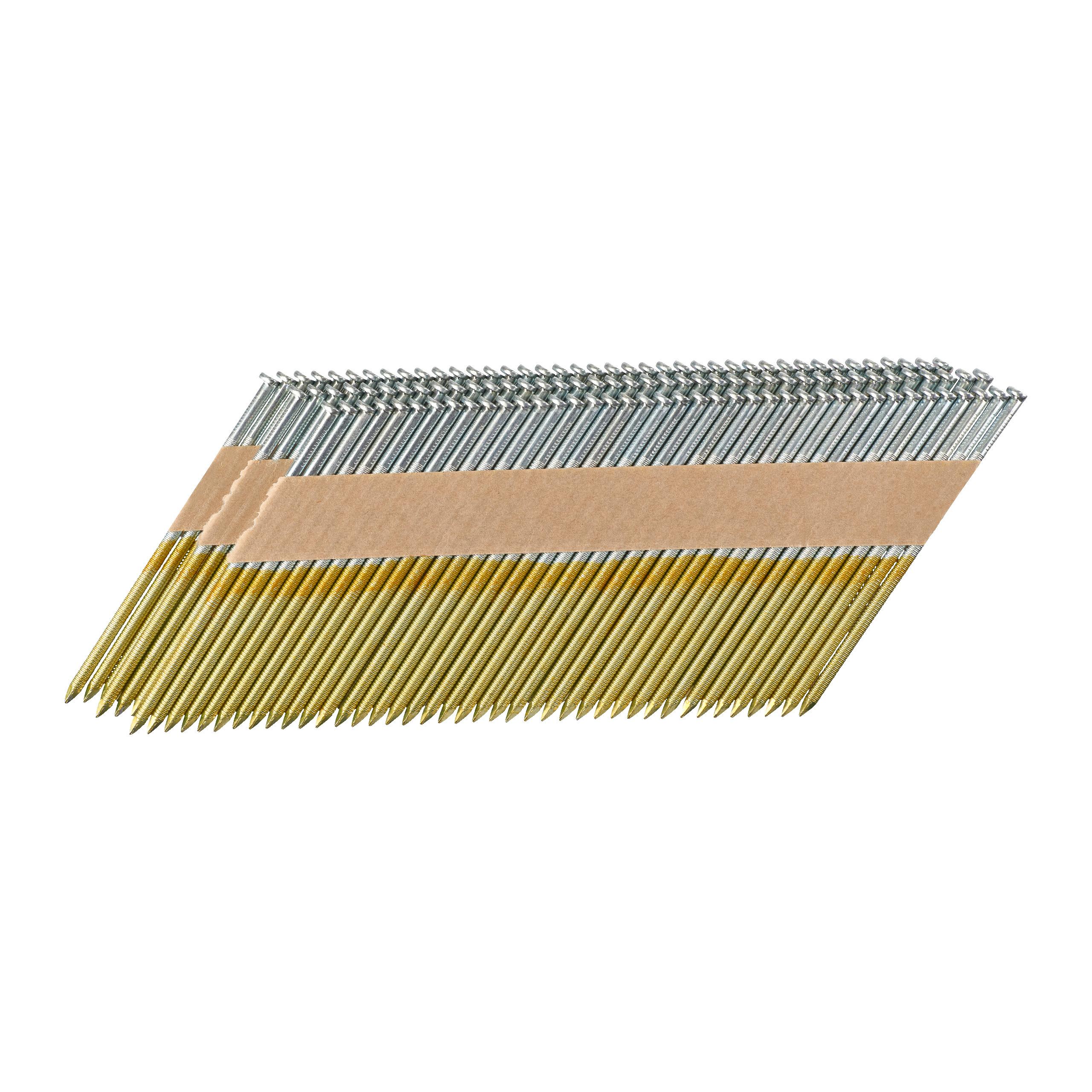 Hřebíky 7,4x3,1/90mm RS galvanizované-3000 ks