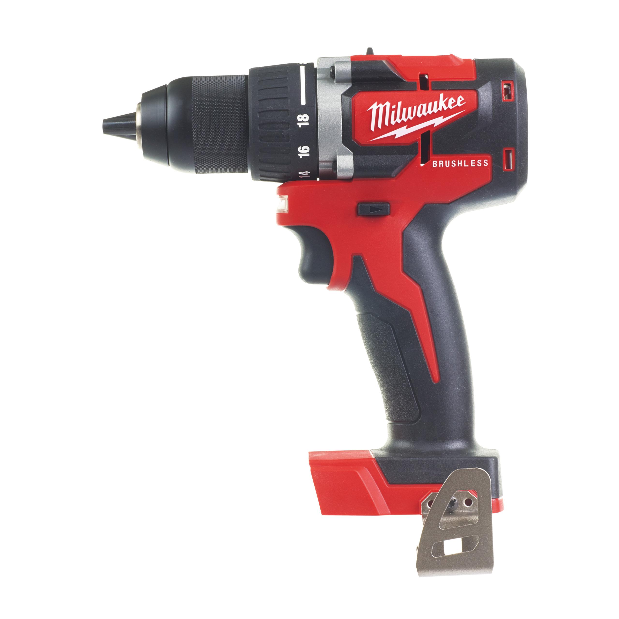 M18™ kompaktní bezuhlíkový vrtací šroubovák