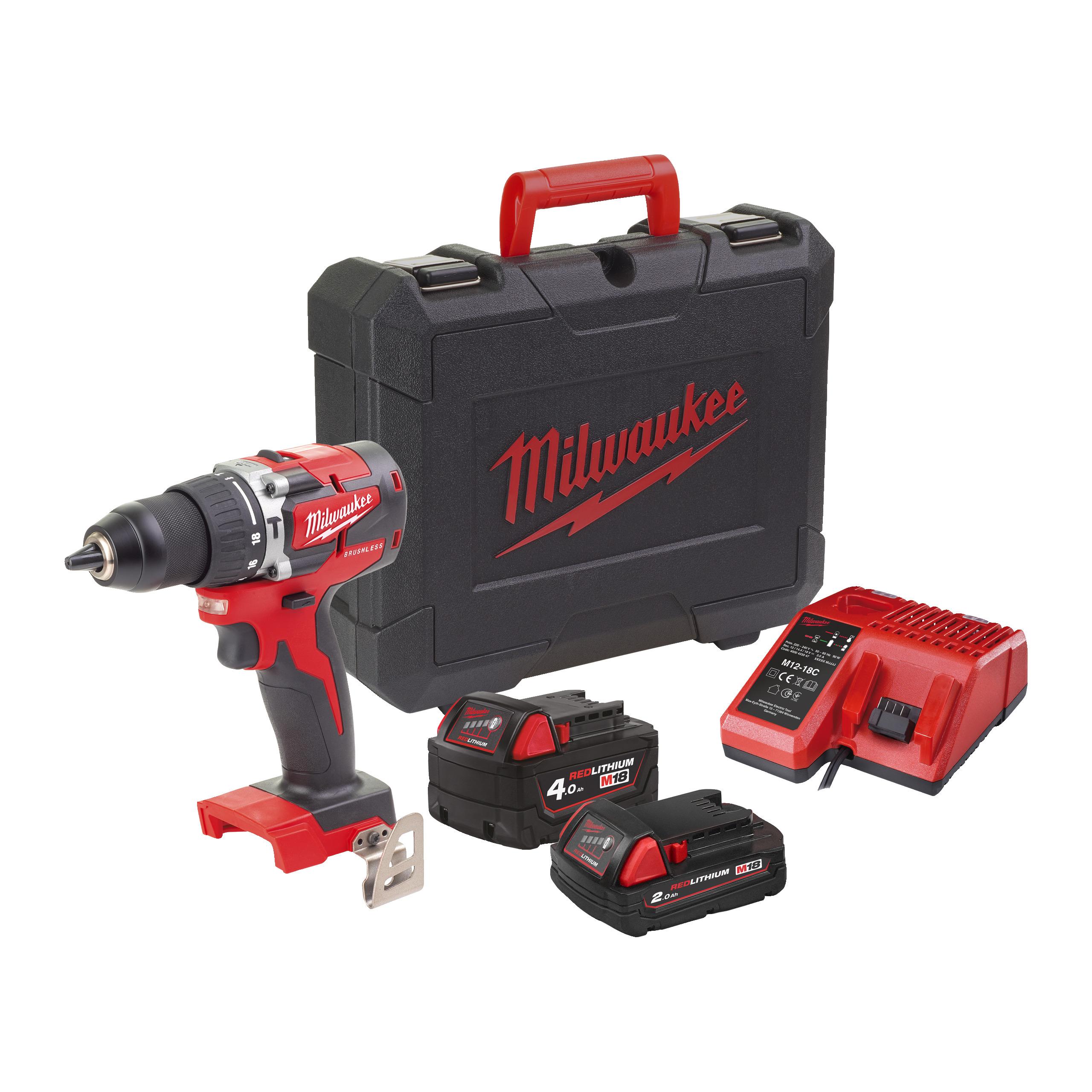 MILWAUKEE M18 CBLPD-422C
