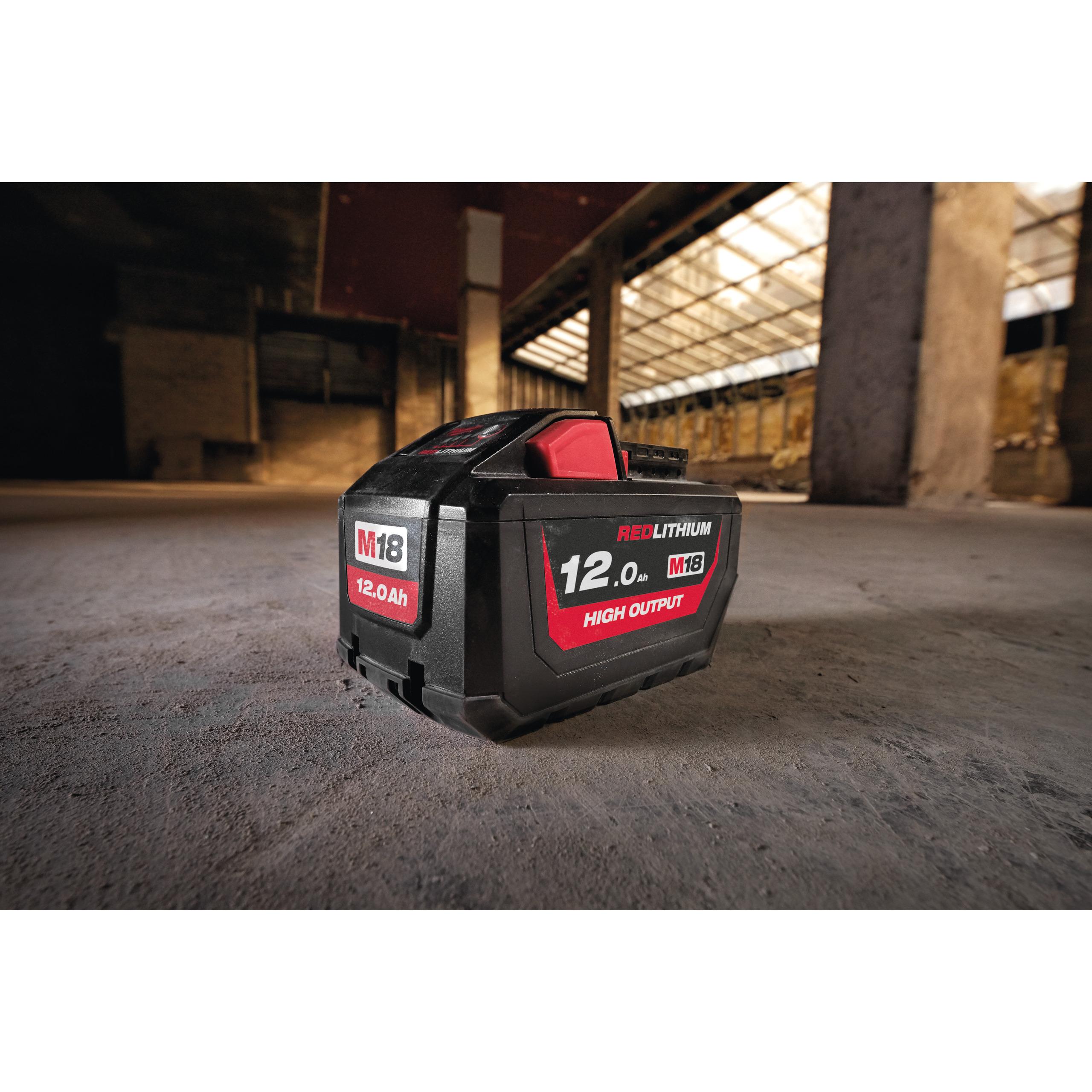 Akumulátor M18™ High Output™ 12.0 Ah