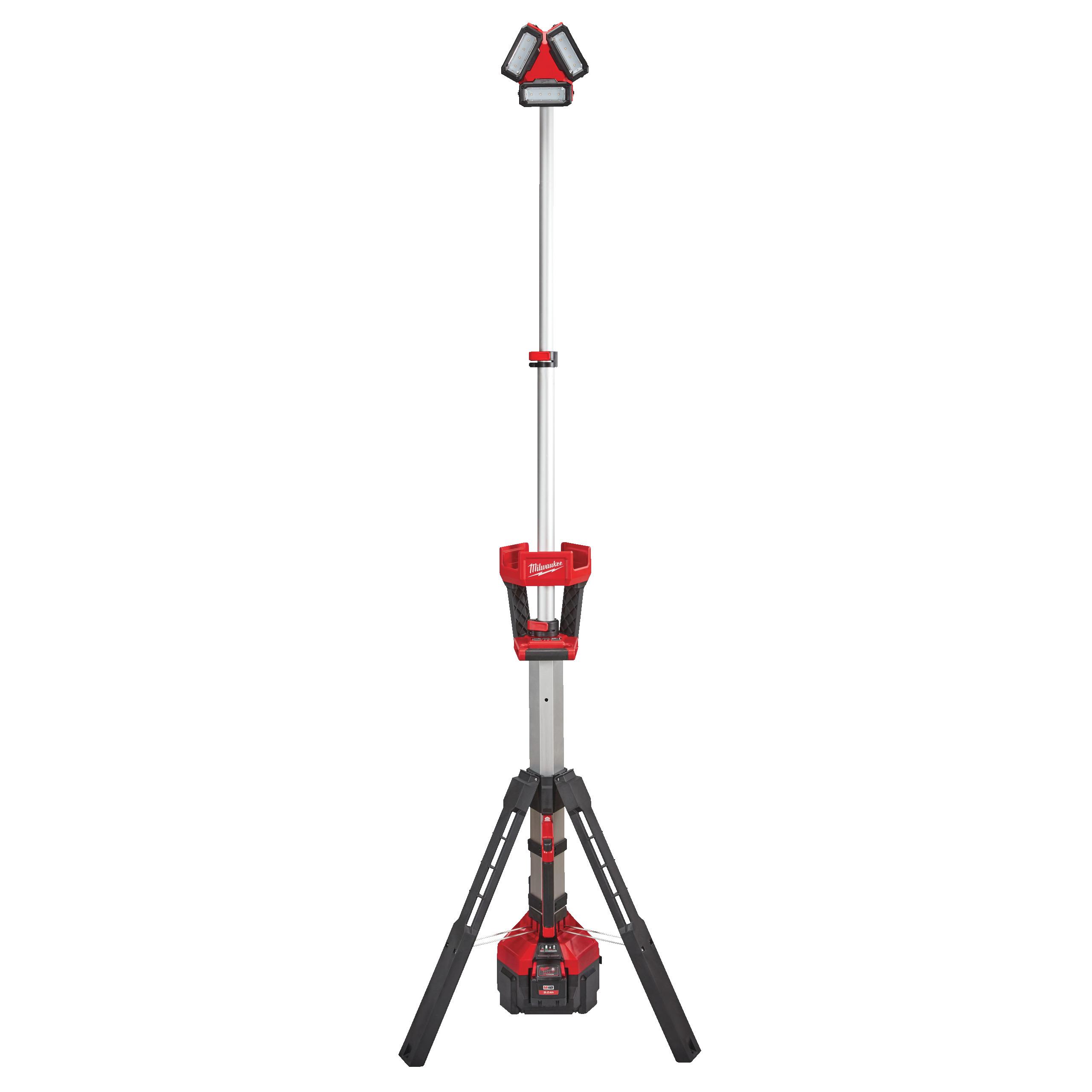 M18™ vysoce výkonná stojanová LED svítilna a nabíječka