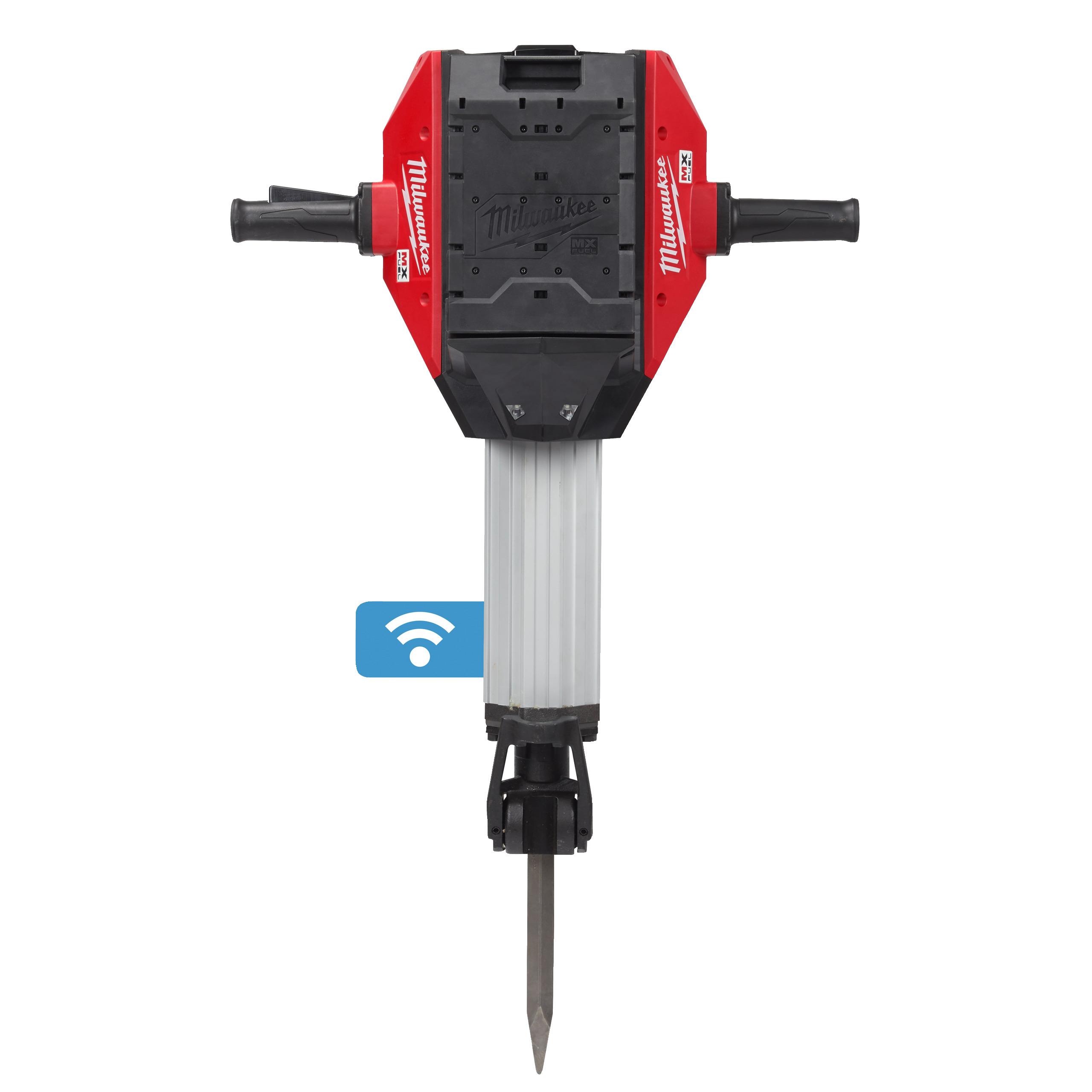 MX FUEL™ 25 kg demoliční kladivo 28 mm HEX