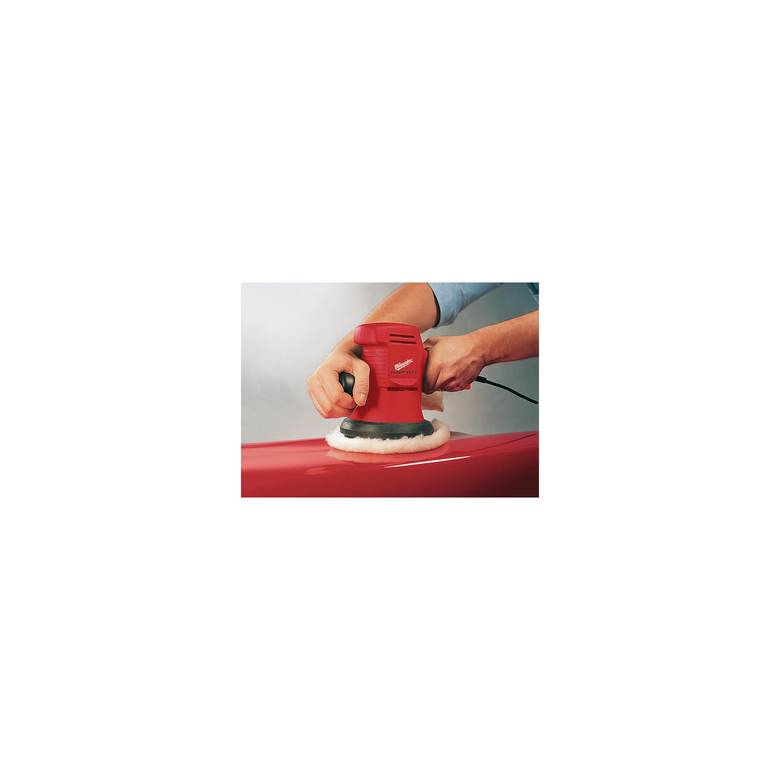 6″ (150 mm) excentrická bruska